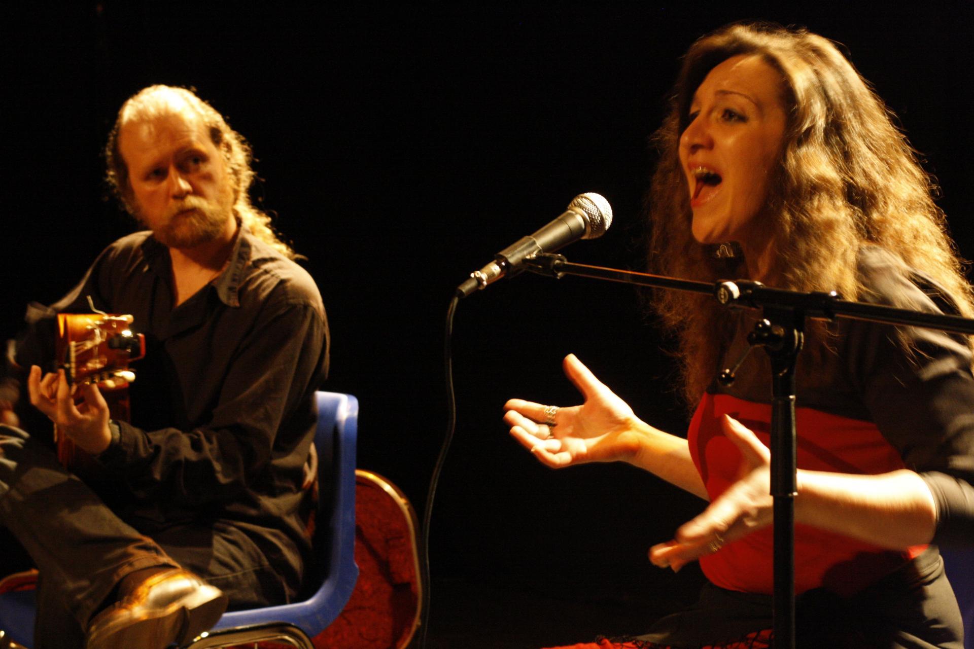 Flamenco 14 décembre Pluvigner